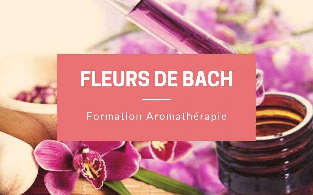 Formation Fleurs de Bach – Formation Aromathérapie