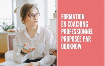 Formation en Coaching Professionnel proposée par OurKnow