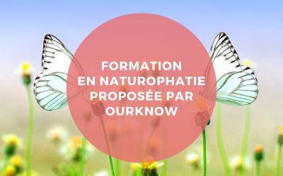 Formation en Naturopathie proposée par OurKnow