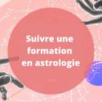 suivre une Formation astrologie