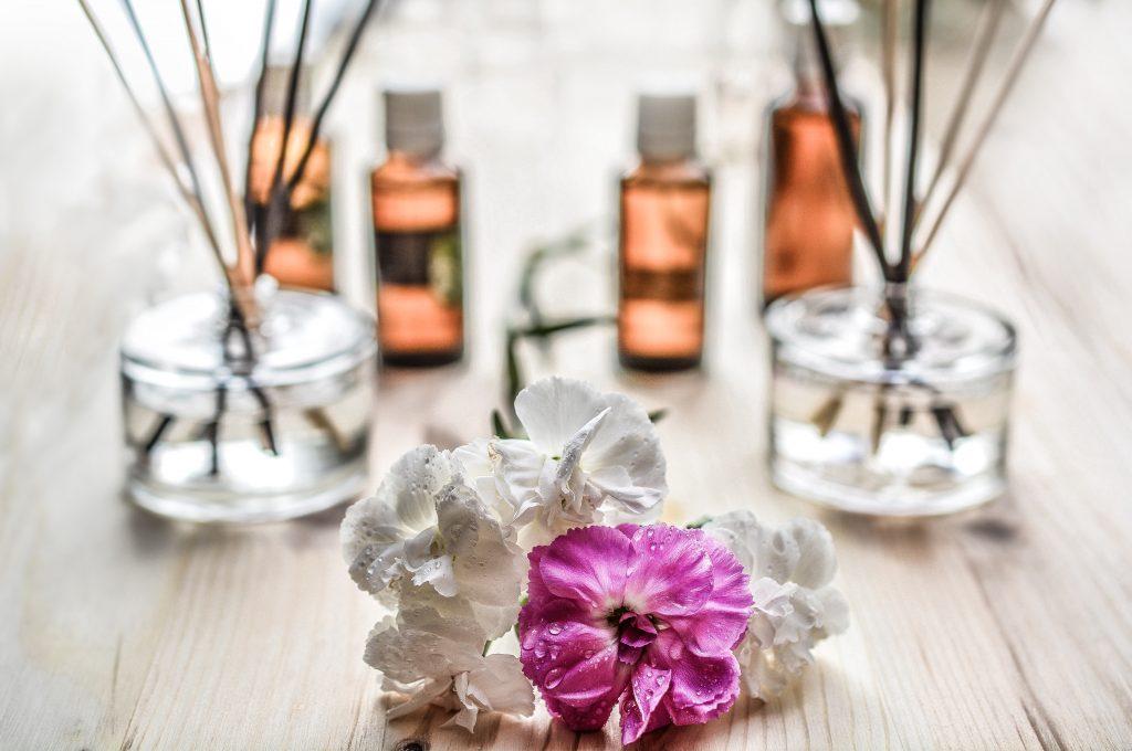 aromathérapie - le pouvoir des plantes
