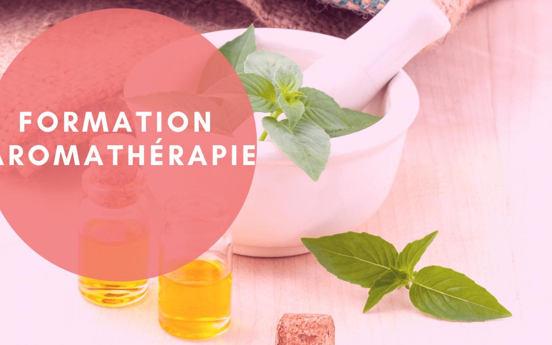 formation aromatherapie