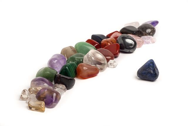 cristaux - chakras